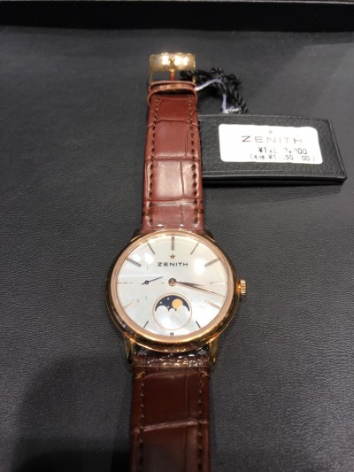 ELITE LADY MOONPHASE 36 MM 正面