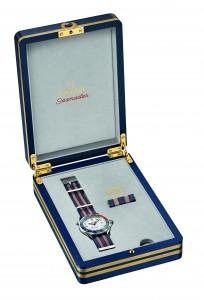 Commander's Watch box open