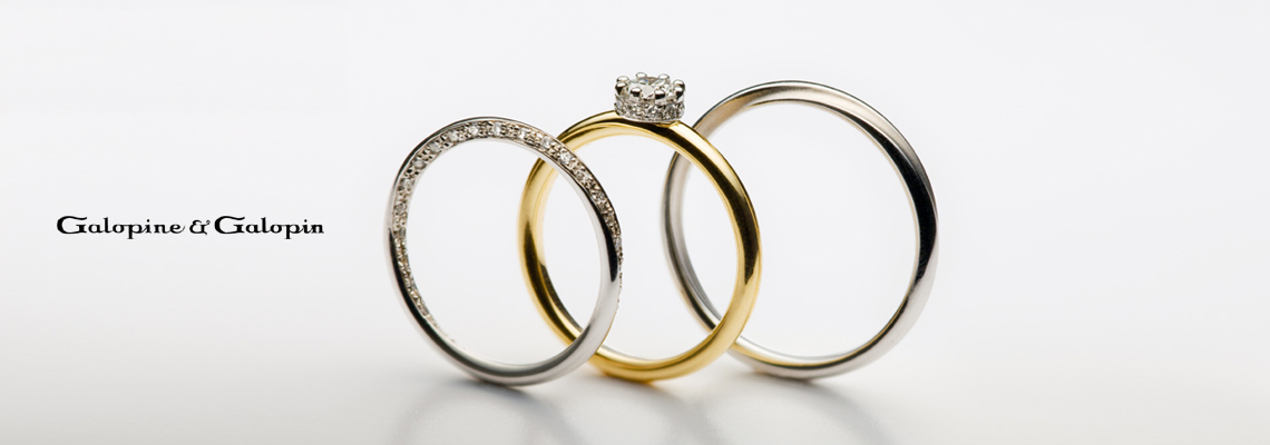 自由が丘 一誠堂 結婚指輪&婚約指輪